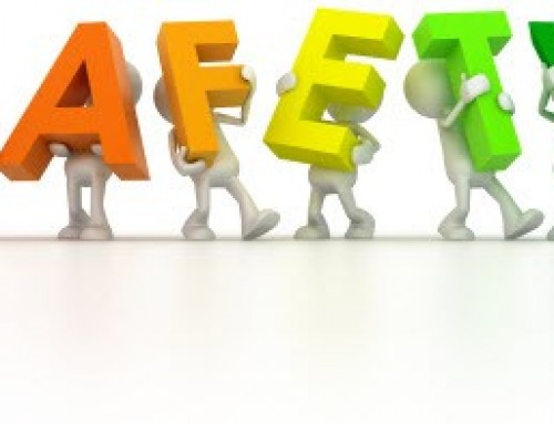 Security safety- our top tips!